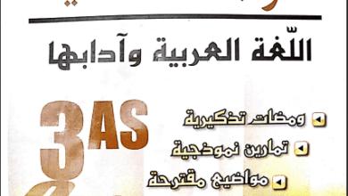 صورة أسئلة شائعة في اللغة العربية مع الأجوبة في البكالوريا شعبة آداب